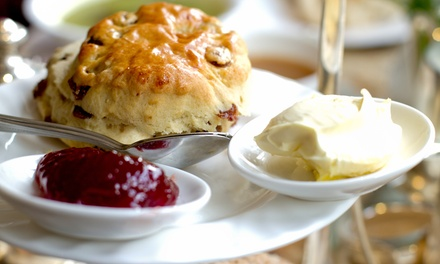 Grounds Entry and Traditional or Sparkling Afternoon Tea for Two at Stoneleigh Abbey
