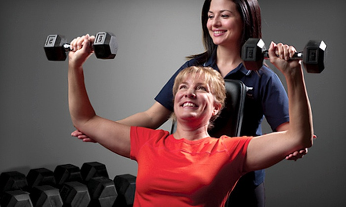 Fitness Together  - Alabaster-Helena: 5, 10, or 15 Small-Group Personal-Training Sessions at Fitness Together (Up to 93% Off)
