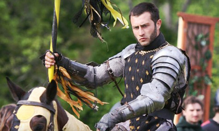 Robin Hood Spring Festival Hosted by Connecticut Renaissance Faire - Guilford Center: Two Adult or Child Tickets to Robin Hood Spring Festival Hosted by Connecticut Renaissance Faire in Guilford (Half Off)