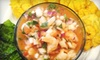 D'Cuba - Northwest Side: Cuban Dinner for Two or Four at D' Cuba Restaurant (Up to 52% Off)