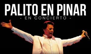 Pinar de Rocha: $169 en vez de $300 por entrada para Palito Ortega en Pinar de Rocha