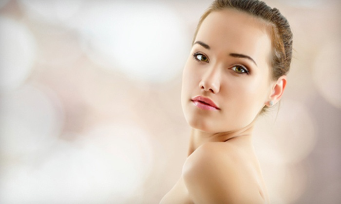 Angela Leon Dermal Therapist - West Downtown: 25-Minute Express Signature Facial, 50-Minute Facial, or 80-Minute Facial Package at Angela Leon Dermal Therapist (Up to 61% Off)