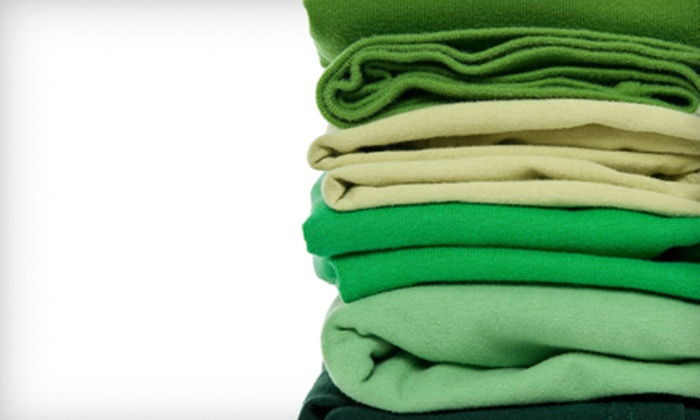 The Laundry Shop - Franklin: Drop-Off Laundry Service, Comforter Cleaning, or Dry Cleaning at The Laundry Shop in Franklin (Up to 52% Off)