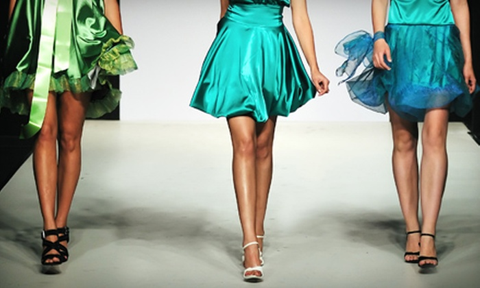 Connecticut Fashion Week by Longe Magazine - West Side - Waterside - South End: $37 for Connecticut Fashion Week by Longé Magazine Fashion and Music Showcase on September 21 (Up to $75 Value)