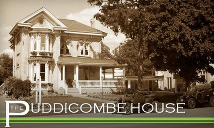 Puddicombe House - New Hamburg: $79 for a Room at the Puddicombe House for One Night (Up to $202.27 Value)