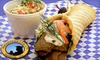 Mediterranean Sandwich Company - Central Business District: $5 for $10 Worth of Sandwiches, Wraps, Salads, and More at Mediterranean Sandwich Co.