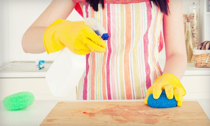 Wichita Maid Service Corp. - North Riverside: Two or Four Hours of Spring Housecleaning with Two Specialists from Wichita Maid Service Corp. (Up to 57% Off)