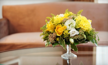 $60 Groupon to D'Florist - D'Florist in Anchorage