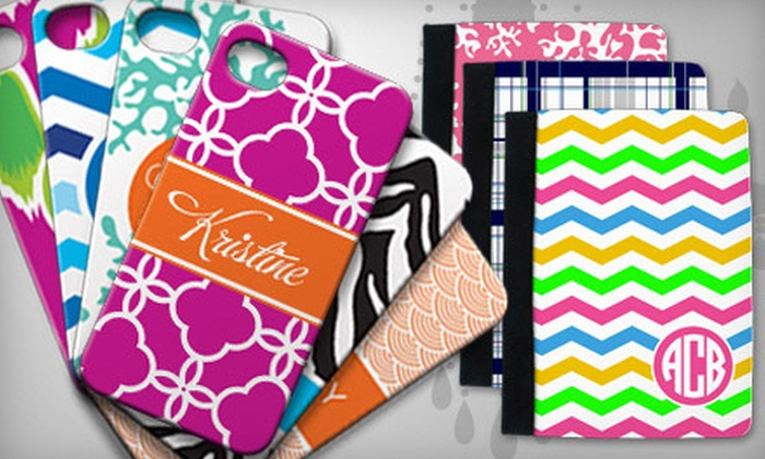 Paper Concierge: Personalized iPhone Covers, Gifts, and Stationery from Paper Concierge (Half Off). Two Options Available.