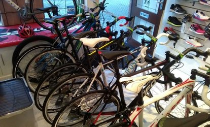 image for Bronze, Silver or Gold Bicycle Service Package at Forrest Sports And Cycles (50% Off)