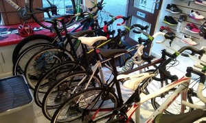 Forrest Sports and Cycles: Bronze, Silver or Gold Bicycle Service Package at Forrest Sports And Cycles (50% Off)