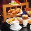 Etageren-Frühstück