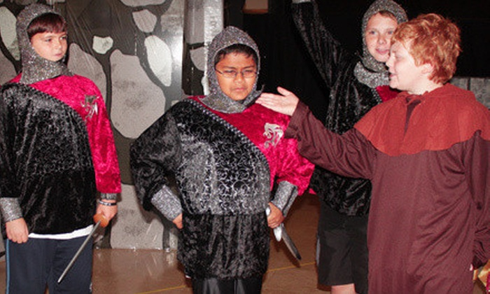 Theatre of the Imagination - Tower Homes: $50 Worth of Theater Classes or Camps