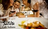 Salute Cafe Italiano - Willamette: $12 for $25 Worth of Traditional Italian Fare at Salute Cafe Italiano in West Linn