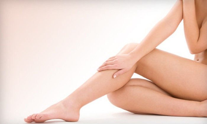 Studio Tres Jolie - Munsey Park: $150 for Six Laser Hair-Removal Treatments at Studio Tres Jolie (Up to $1,194 Value)
