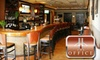 The Office Bistro Lounge - North Hill: $10 for $20 Worth of Upscale Savories and Sips at The Office Bistro and Lounge
