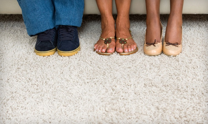 Allen's Carpet Care - Amarillo: $44 for Carpet Cleaning for One Room and One Hallway from Allen's Carpet Care (Up to $89.95 Value)