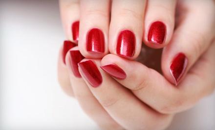 Shellac Manicure (a $45 value) - Avida Salon & Spa and Prima Donna Hair Salon & Spa in El Paso