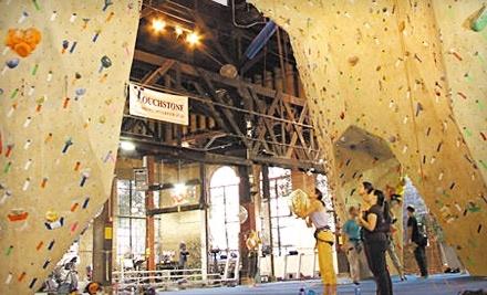 Touchstone Climbing - Touchstone Climbing in Sacramento