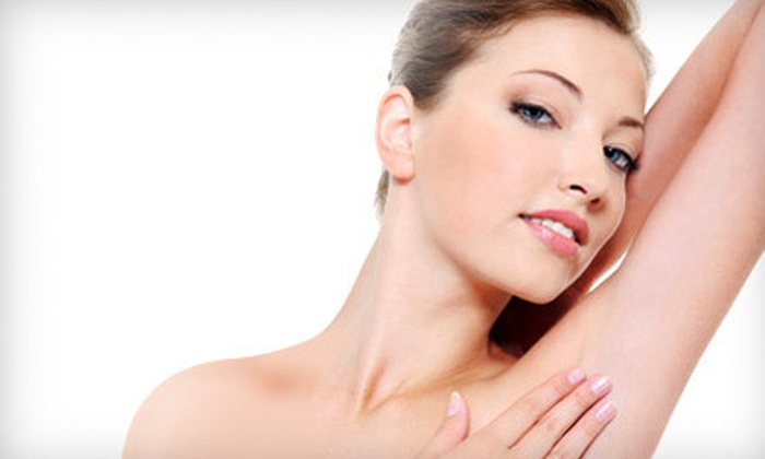 All About You Medical Spa - Tudor Area: Six Laser Hair-Removal Sessions at All About You Medical Spa (Up to 81% Off). Four Options Available.