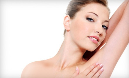 6 Laser Hair-Removal Treatments on a Small Area - All About You Medical Spa in Anchorage