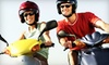 Mansion Rentals - Newport: $49 for a Full-Day Moped Rental at Mansion Rentals in Newport ($99 Value)