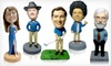 AllBobbleheads.com : $69 for a Hand-Sculpted-Bobblehead Package with Shipping from AllBobbleheads.com ($130 Value)