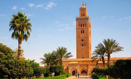 ✈ Marrakech: 3 of 4 overnachtingen in Hotel Red Marrakech met ontbijt, transfer & retourvlucht vanaf Amsterdam/Eindhoven
