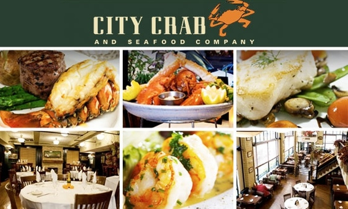 City Crab and Seafood Company - East Village: $50 for $100 Worth of Seafood at City Crab & Seafood Co.