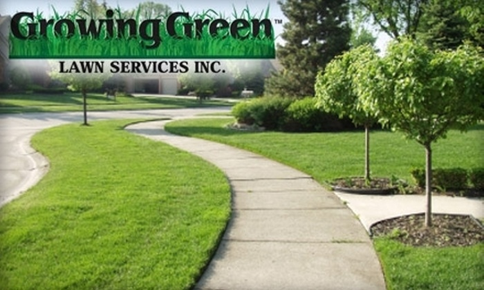 Growing Green Lawn Services - Denver: $50 for $125 Worth of Lawn Maintenance from Growing Green Lawn Services