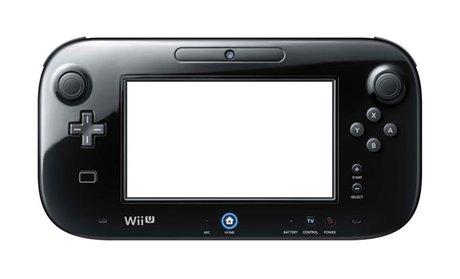 Nintendo Wii U Gamepad Controller (Refurbished)
