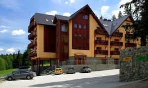 noclegi Szklarska Poręba Szklarska Poręba: apartament dla 2-4 osób z basenem, sauną i więcej w Apartamentach Lola
