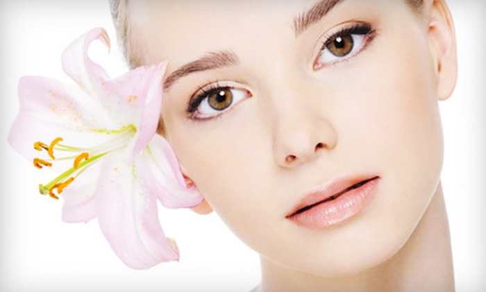 Skinthetics Laser & Skin Care Center - West Bloomfield: Microdermabrasion Package or Three Airbrush Spray Tans at Skinthetics Laser & Skin Care Center in West Bloomfield