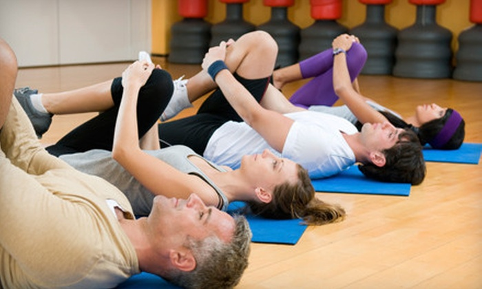 The Vertitude - Canoga Park: Four or Eight Pilates Mat Classes at The Vertitude in Canoga Park (Up to 63% Off)