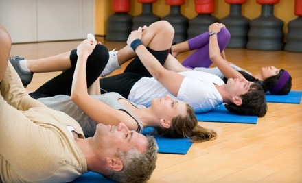 4 Pilates Mat Classes (an $80 value) - The Vertitude in Canoga Park