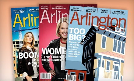 One-year, 6-Issue Subscription (a $20 value) -
