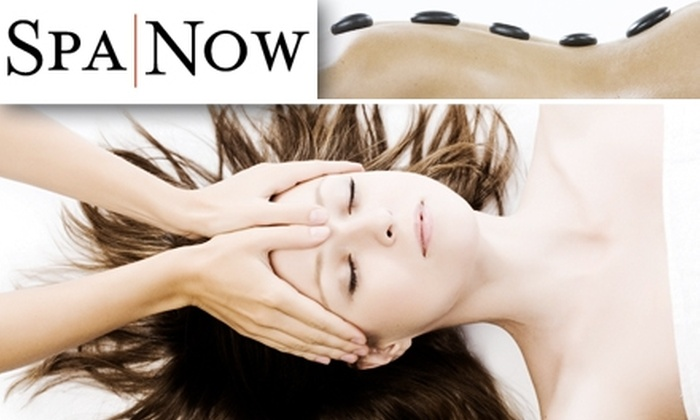 SpaNow  - Greenway/ Upper Kirby: $50 for $100 Worth of SpaNow Services