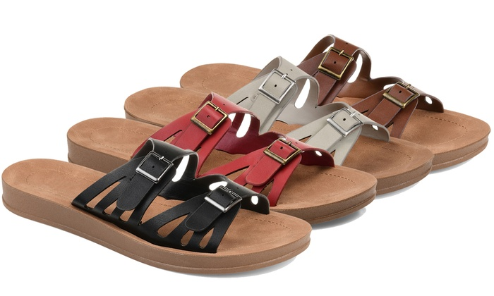46df0158245 Up To 20% Off on Women's Telsa Sandals   Groupon Goods