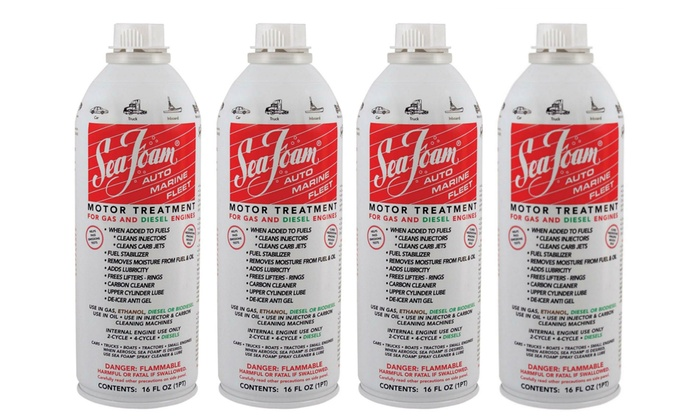 Sea foam sf 16 motor treatment groupon goods for What is seafoam motor treatment