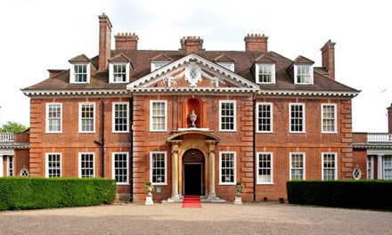 Hertfordshire: Murder Mystery Evening or Theme Night and Optional 1Night Stay and Meals for Two at Hunton Park Hotel