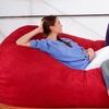 Jaxx Sofa Saxx 7.5' Giant Bean-Bag Lounger