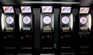 i Darts Zen: Electronic Darts with Drinks: Two ($14), Four ($24), Six ($33) or Eight People ($40) at i Darts Zen (Up to $104 Value)