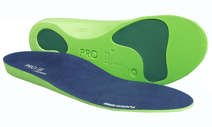 One, Two or Four Pairs of Orthotic Insoles for £4.99