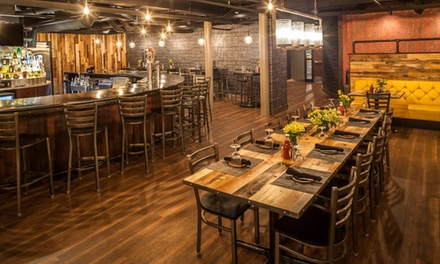 Stay at The Warehouse Hotel at The Nook in Lancaster County, PA. Dates into December.