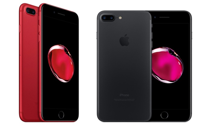 iphone 7 plus 128go reconditionn groupon shopping. Black Bedroom Furniture Sets. Home Design Ideas