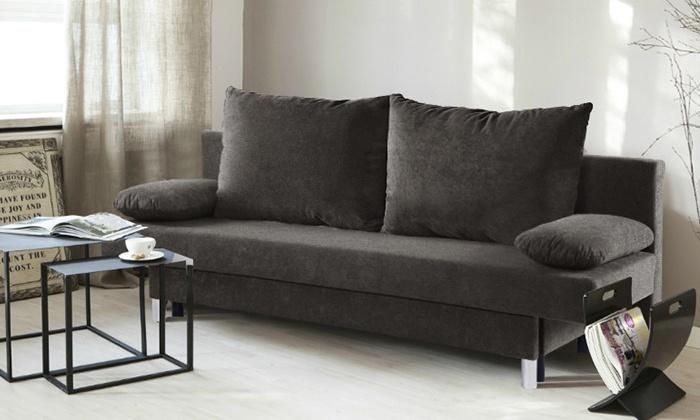Divano letto shade 13casa groupon goods for Groupon divano letto