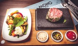 Mono kitchen: 59,99 zł za groupon wart 100 zł na całe menu i więcej opcji w restauracji Mono Kitchen w Gdańsku (-40%)