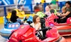 Up to 40% Off Attractions at The Big Box Family Entertainment