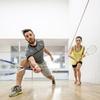 Partie de squash pour 2 personnes