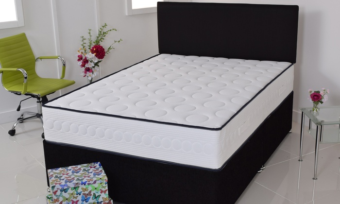 Bubbles Memory Foam Mattress